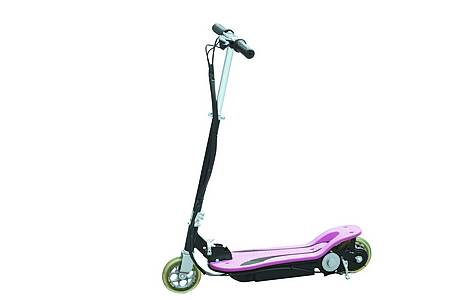 image of 120w Electric Scooter, Pink