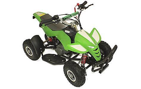 image of 50cc Street Assassin Mini Off-road Petrol Quad Bike, Green