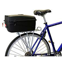 image of M Wave Cycle Bike Rear Pannier Topcase Box