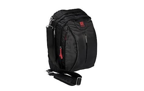 image of Babymule Changingbag/rucksack Black