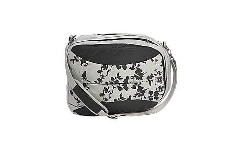 image of Babymule Changingbag/rucksack Black/grey