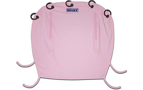 image of Dooky Sunshade Baby Pink