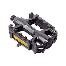 image of Raleigh Bike Cycle Pedals Mtb Black 9/16""