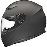 Shox Sniper Solid Motorcycle Helmet Xs Matt Black