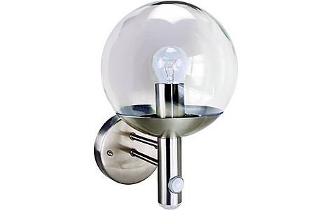 image of Outdoor Stainless Steel & Glass With Pir Motion Detector Rvs46la
