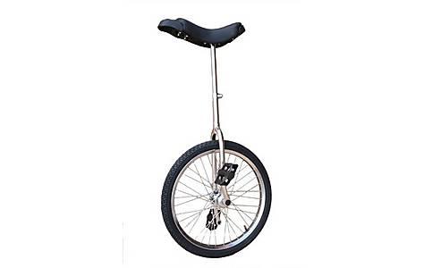 image of Raleigh Diamondback Professional Unicycle 20 Inch Wheel With Adjustable Height