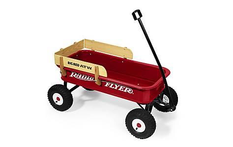 image of Big Red Classic Atw Wagon
