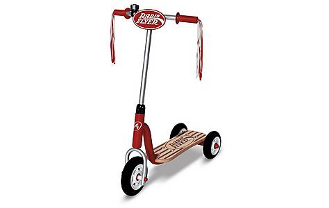 image of Radio Flyer Little Red Scooter