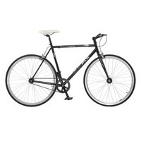 Viking Citifix Trekking Fixie Road Bike Black 59cm