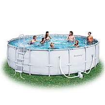 image of 18 Power Steel Frame Pool Set