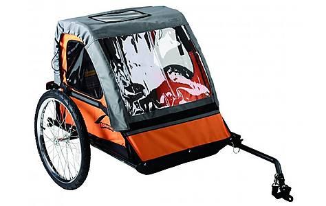 image of Bumper Adventure Duo Bicycle Trailer