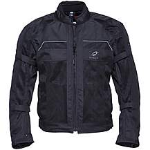 Black Piston Motorcycle Jacket Black 4xl (50)