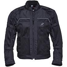 Black Piston Motorcycle Jacket Black 5xl (52)