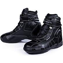 Black Fc-tech Motorcycle Boots 43 Black (uk9)