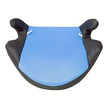 image of Halfords Child Booster Seat Blue/Grey