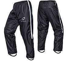 Black Spectre Waterproof Textile Trousers L B