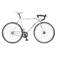 Viking Citifix Fixie Road Bike White 53cm