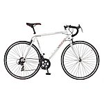 image of Viking Phantom Road Bike White 56cm