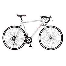 image of Viking Phantom Road Bike White 59cm