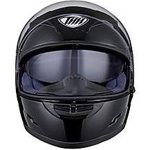 image of Thh Ts-80 Plain Full Face Motorcycle Helmet L Black