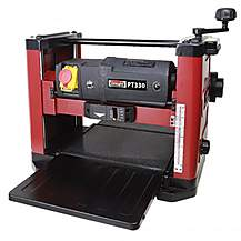 "image of Lumberjack Pt330 330mm/13"""" Planer Thicknesser"