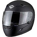 image of Thh Ts-39 Plain Full Face Motorcycle Helmet Xl Matt Black