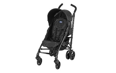 image of Chicco Liteway Stroller Ombra - Black