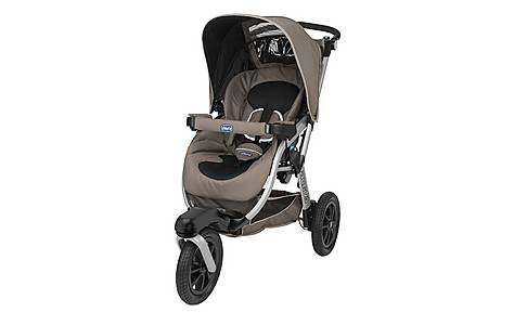 image of Chicco Activ3 Stroller - Beige