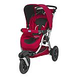Chicco Activ3 Stroller - Red Wave