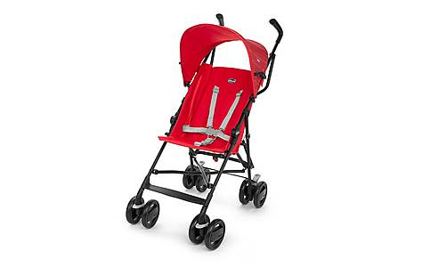 image of Chicco Snapper Stroller - Fire Red