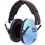 image of Edz Kidz Ear Defenders Blue