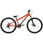 image of Mongoose Fireline Dirt Jump Bike - 26""