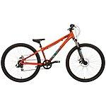 "image of Mongoose Fireline Dirt Jump Bike - 26"""