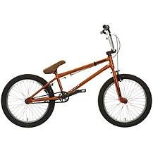 Mongoose Scan R120 BMX Bike