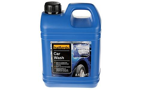 image of Halfords Car Wash 2.5 Litre