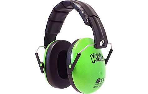 image of Edz Kidz Ear Defenders Green