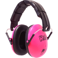Edz Kidz Ear Defenders Pink