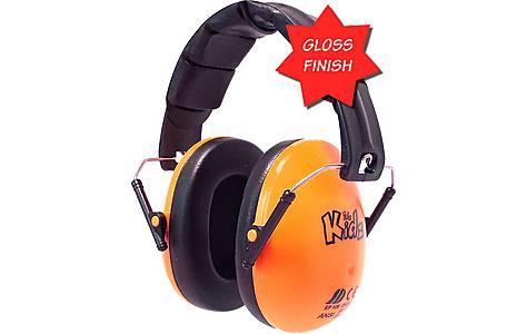 image of Edz Kidz Ear Defenders Orange