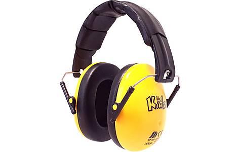 image of Edz Kidz Ear Defenders Yellow