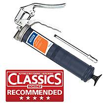 image of Draper 47813 500cc Heavy Duty Pistol Type Grease Gun