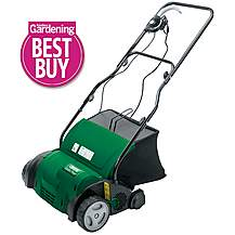 image of Draper 36644 1200w 330mm 230v Lawn Raker/scarifier (2 In 1)