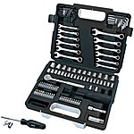image of Draper 19776 Diy Series 107 Piece Mechanics Tool Kit