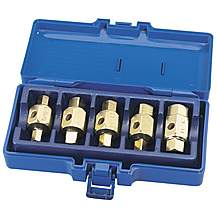 image of Draper 56627 5 Piece Drain Plug Key Set