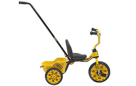 image of Sunbeam Boys Digg Trike - Yellow Designed By Raleigh