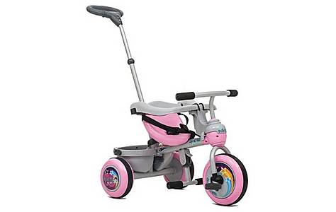 image of Sunbeam Sparkle The Fairy Trike Pink And Silver Girls Designed By Raleigh