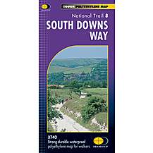image of Harvey National Trail Map - South Downs Way