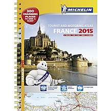 image of Michelin Road Atlas - France