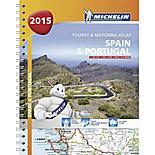 Michelin Road Atlas - Spain & Portugal