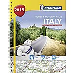 image of Michelin Road Atlas - Italy