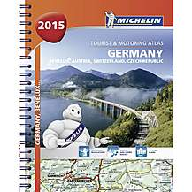 image of Michelin Road Atlas - Germany